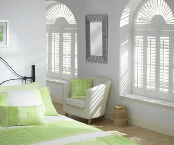 Shutters Colour And Materials