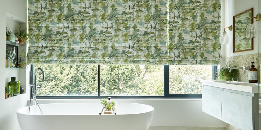RECYCLE roman blinds