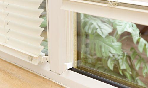 Bottom rail conservatory blind