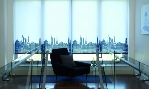 modern design roller blinds