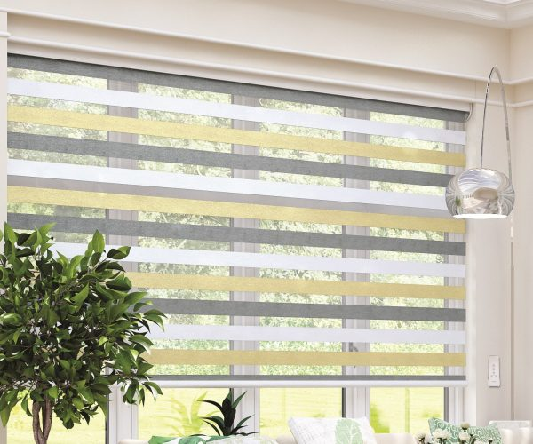 Vision Sorrento Sahara Main remote blinds