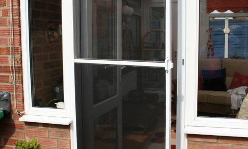 Nova Hinged Panel Door fly screen