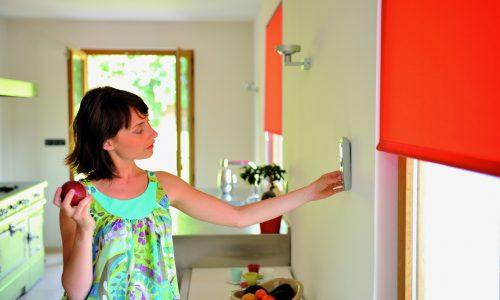 Somfy indoor sunprot