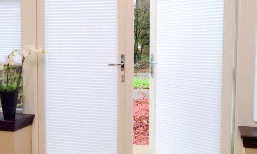 Door and window conservatory blinds