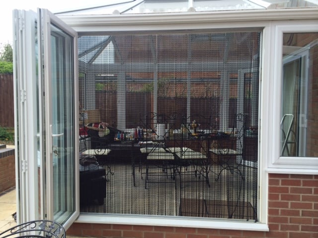 Fly Screens - All Made Up Blinds Ltd